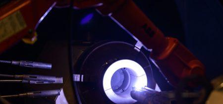 Втулка турбины AlSiPolyester